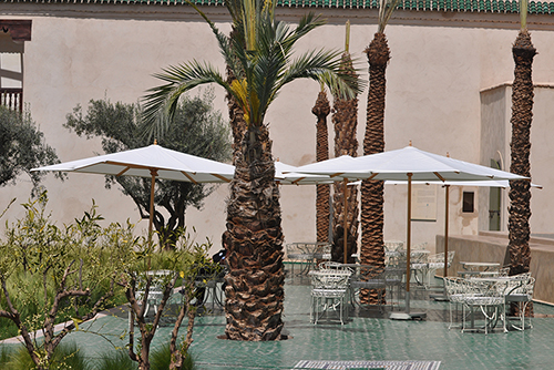 Le Jardin Secret Marrakech Eat And Drink